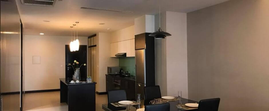 2Bedroom Apartment For Rent – Boueng Keng Kang 1 ( BKK1 )