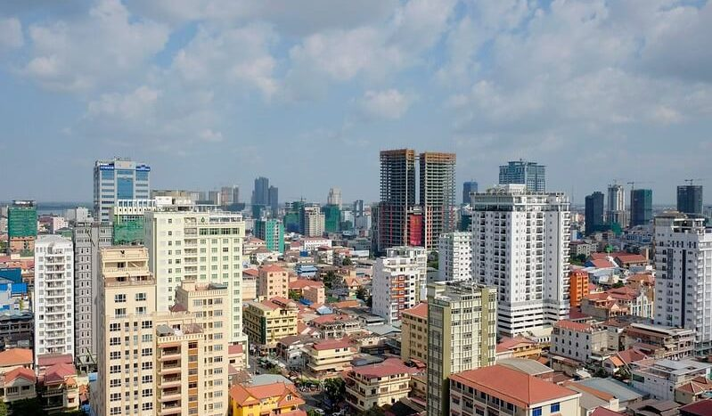 flat for rent in phnom penh